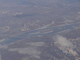 Novosibirsk Ob River