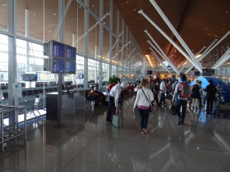 07 KLIA baggage claim area