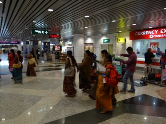 17 Indian in KLIA