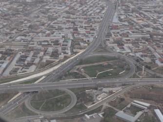 21 Over Tashkent roads