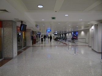 33 Tashkent International Airport inside
