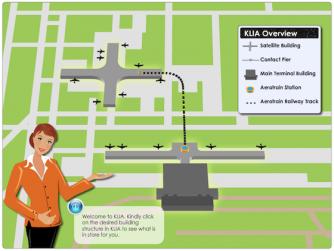 37 Kuala Lumpur International Airport Map