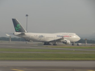 50 Malaysia Airlines in KLIA