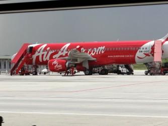 02 LCCT AirAisa departure