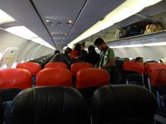 08 AirAsia inside airplane