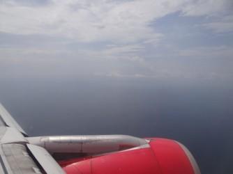 10 AirAsia in sky