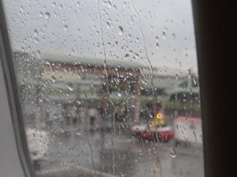 11 Rain outside