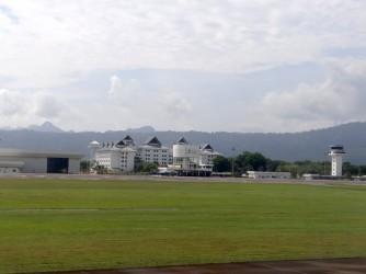 34 Landing on Langkawi island