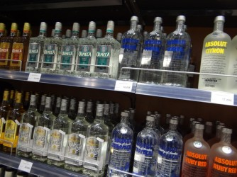 04 Duty Free Tequila and Vodka
