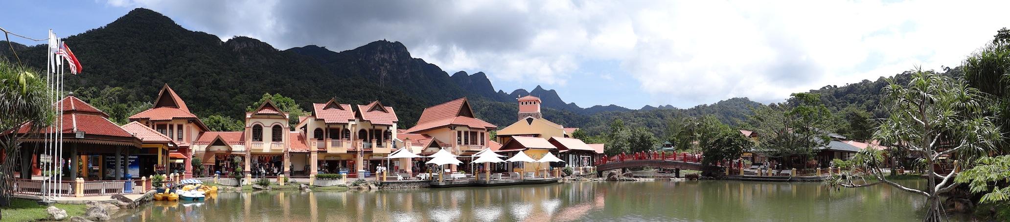 33 Panorama Oriental Village