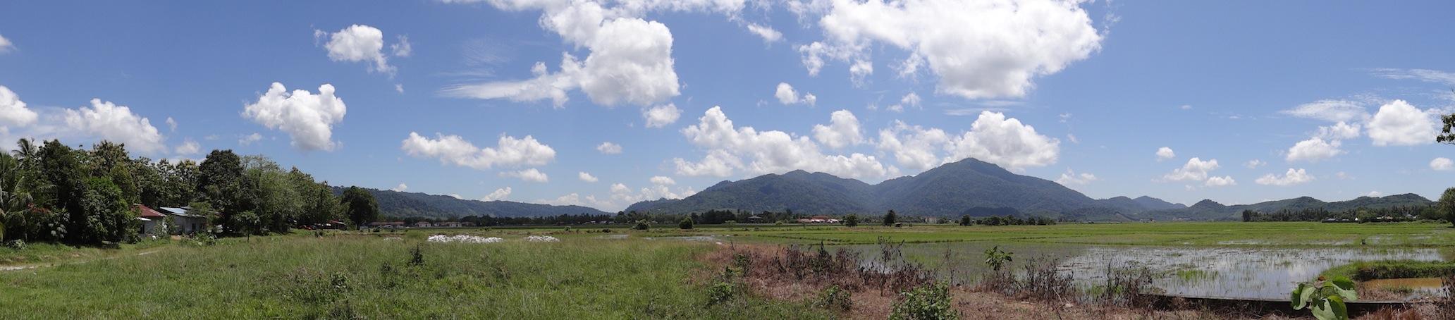 77 Langawi island panorama
