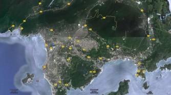 01 Langkawi map