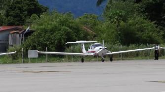 03 Langkawi Airport little plane
