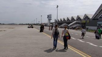 07 Langkawi airport arrival terminal