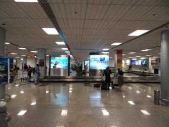 12 Arrival bagage airport Langkawi