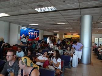 26 Departure zone Langkawi airport