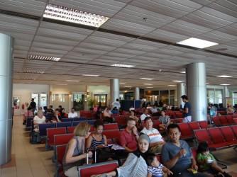 27 Airport Langkawi departure zone