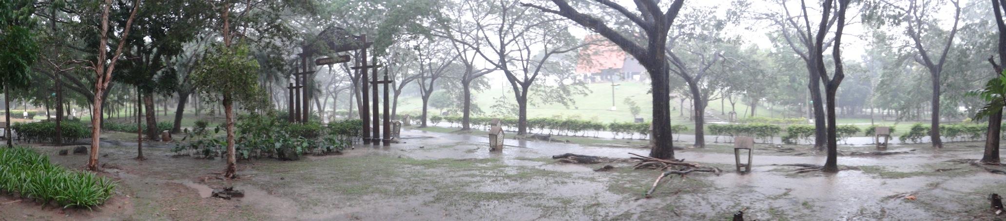 01 Rainy season in Malaysia