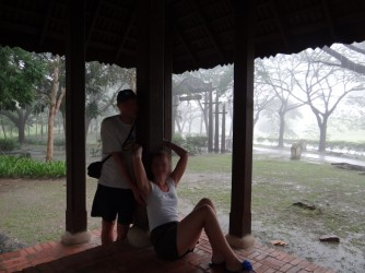 04 Rain and we