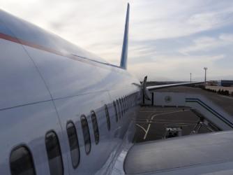 09 Uzbekistan airlines airplane