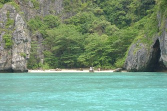 24 Beach on island Krabi