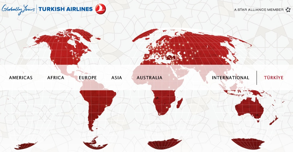 Turkish Airlines - Globally Yours