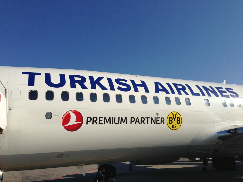 BVB Turkish Airlines