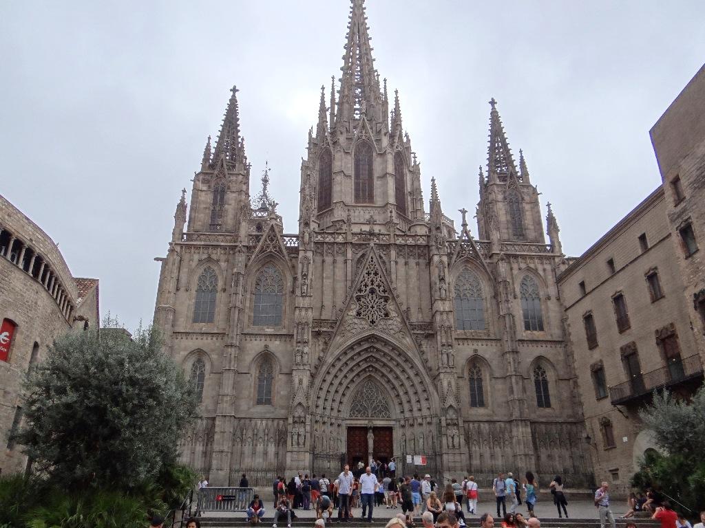 Barselona church