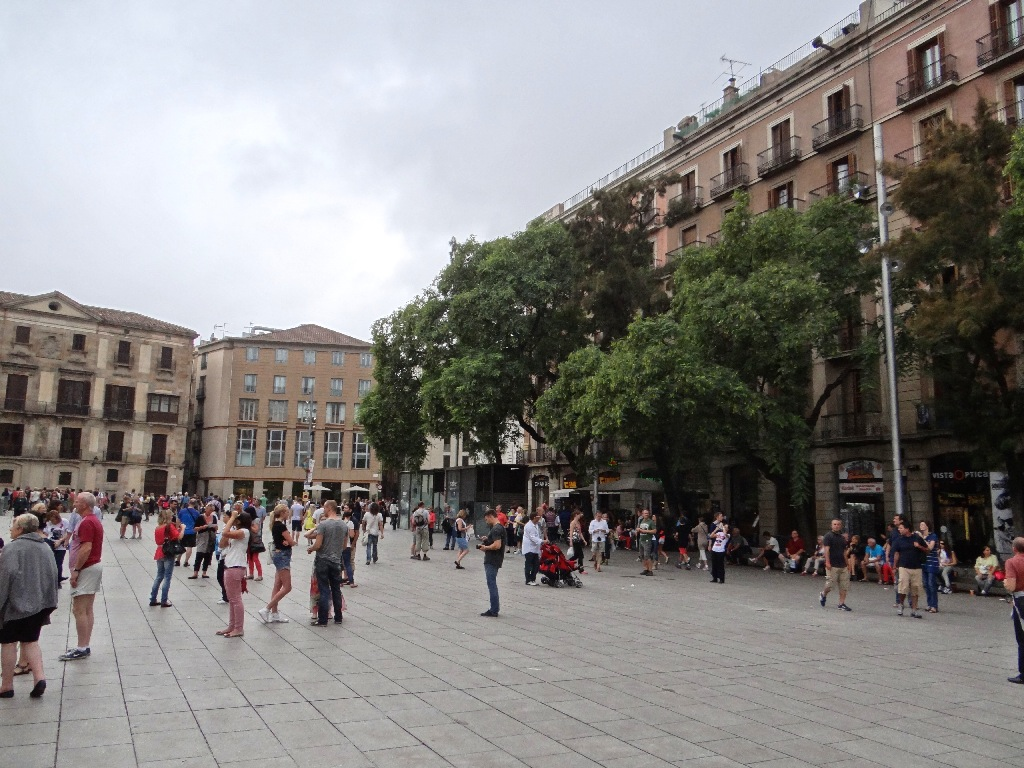 Barselona square