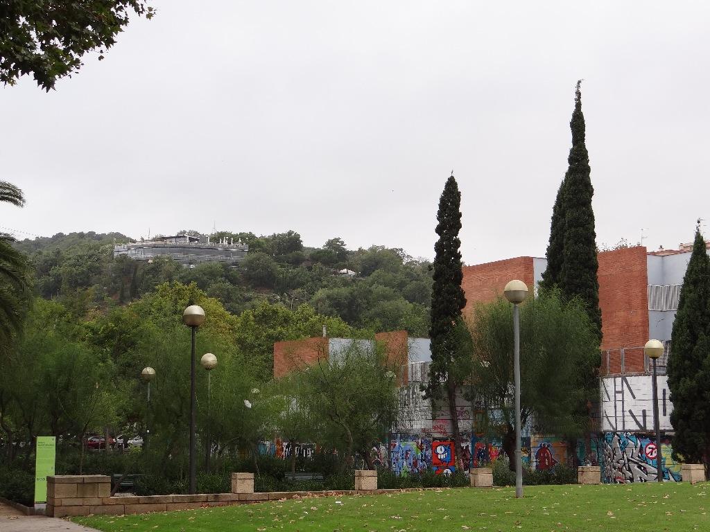 Barselona view