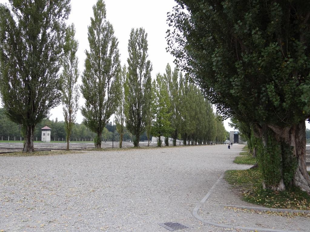 Dachau alley
