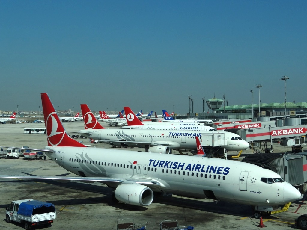 Fleet Turkish Airlines