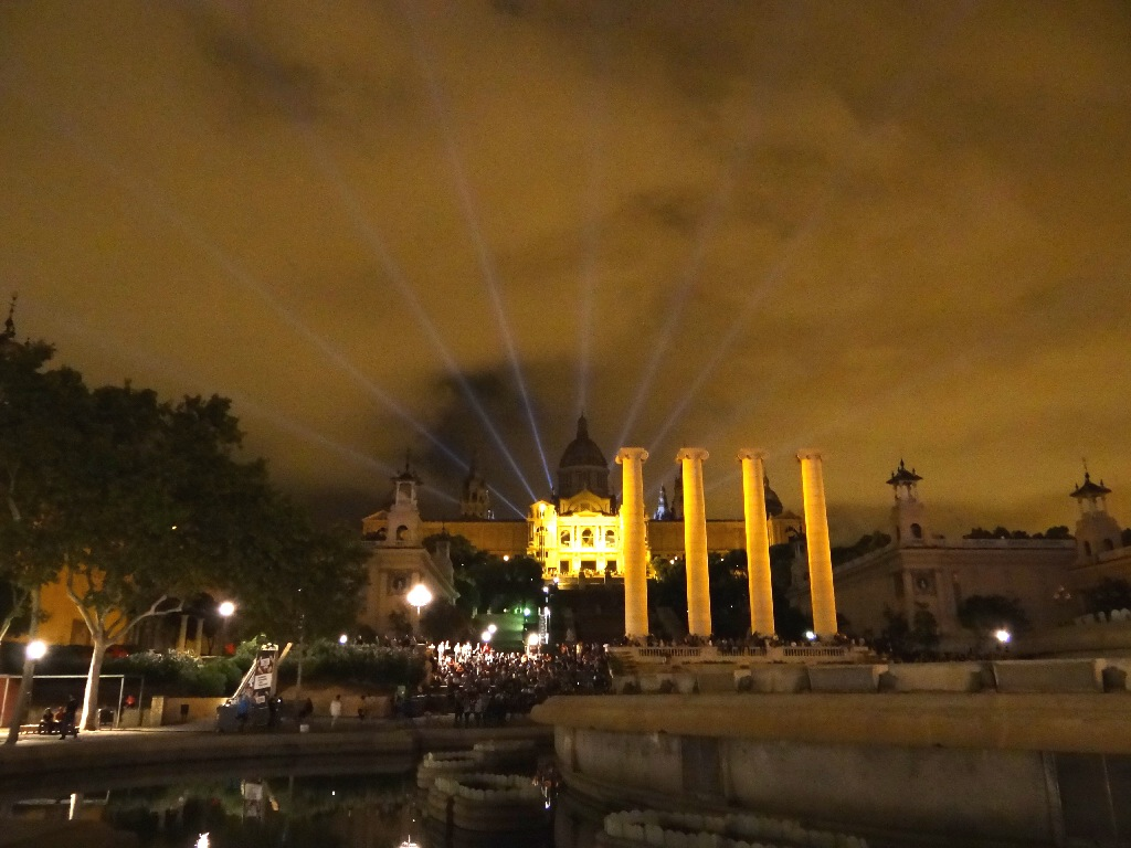 Fountains Barcelona