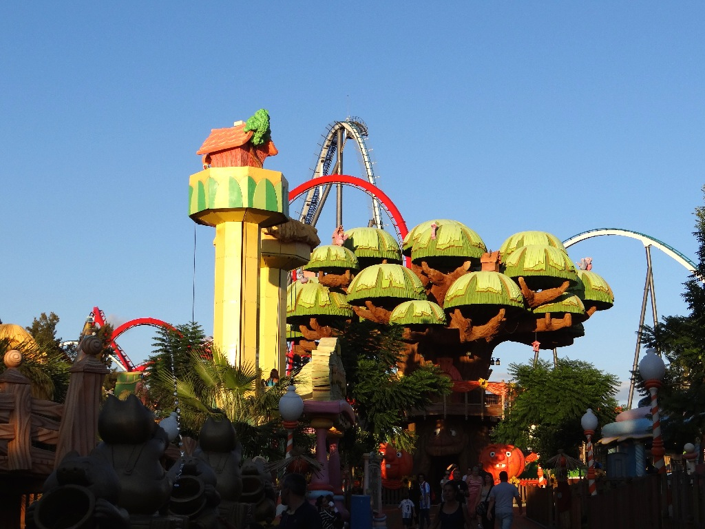 PortAventura Children park zone