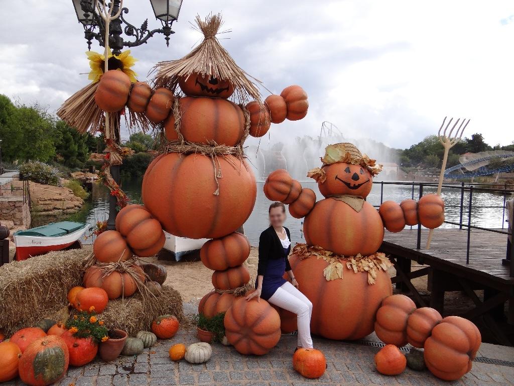 PortAventura Halloween Pumpkin