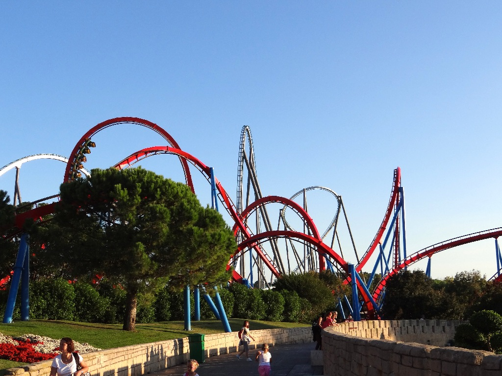 PortAventura Red Dragon