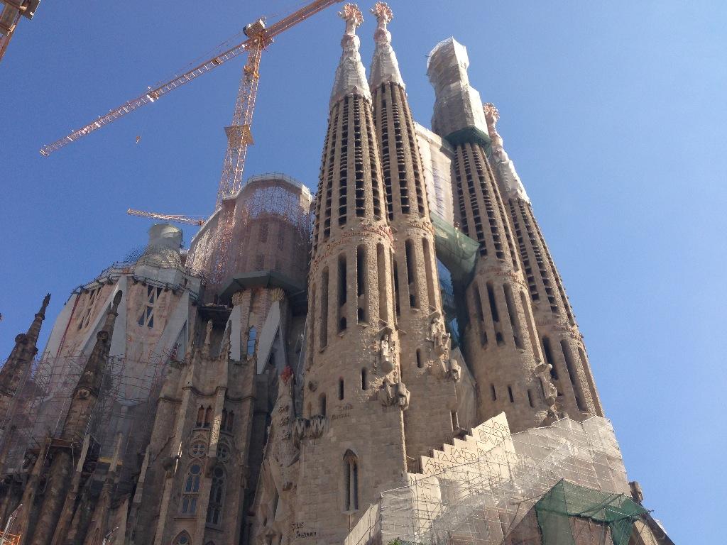 Sagrada Família Day