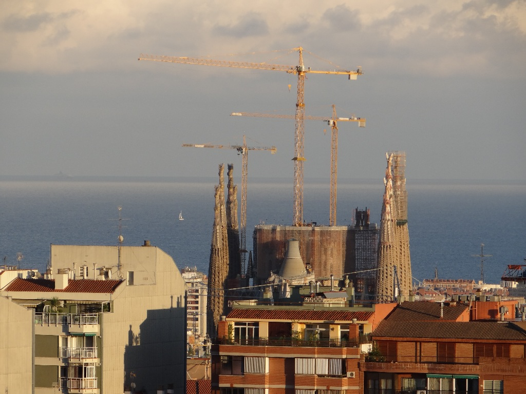 Sagrada Família building