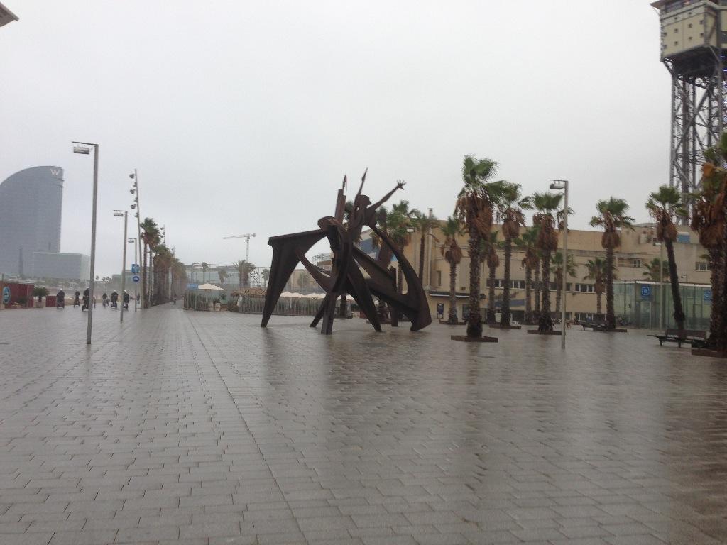 Seaside Barselanetta rain