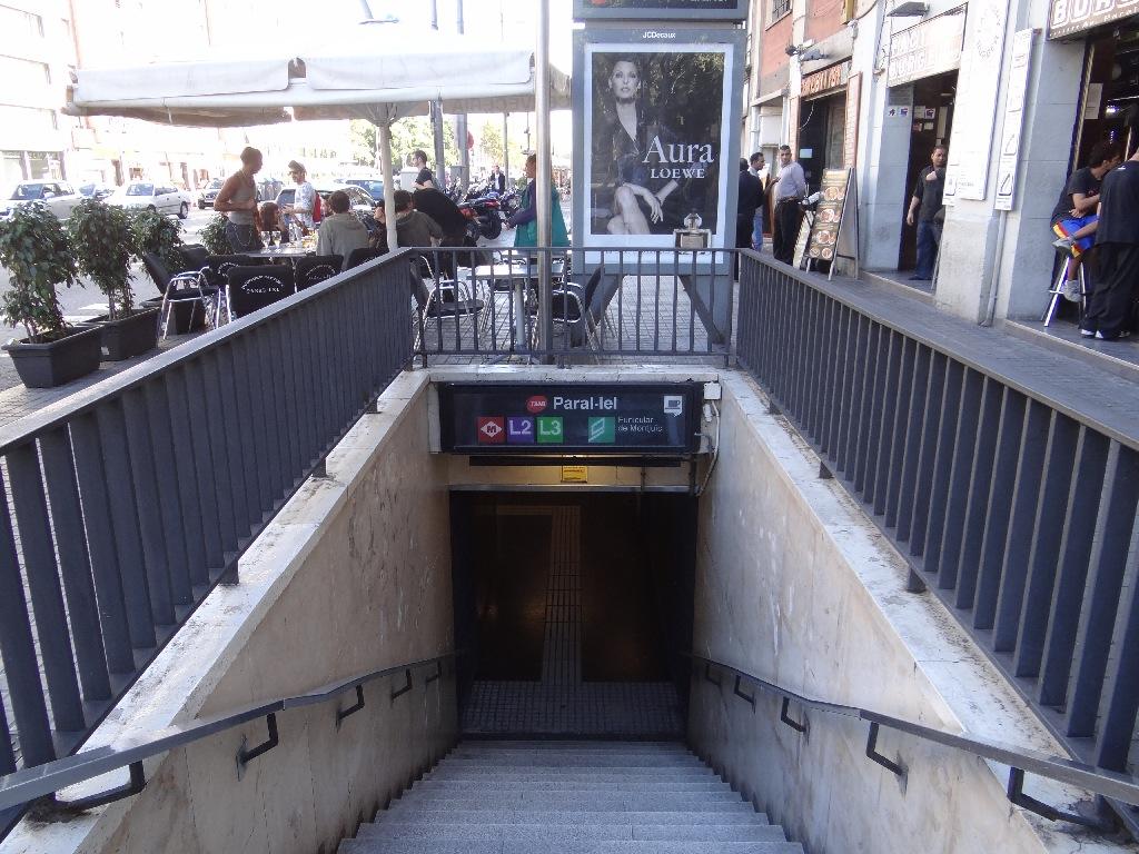 Subway Barselona