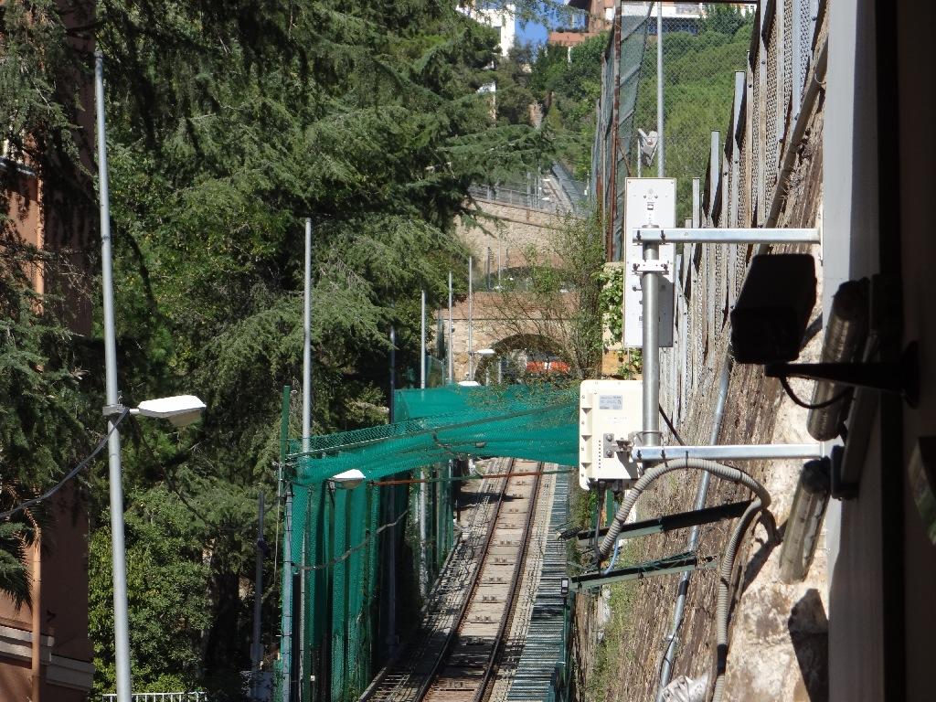 Tibidabo tramp rise