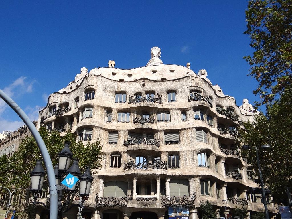 Turistic Bus Gaudi