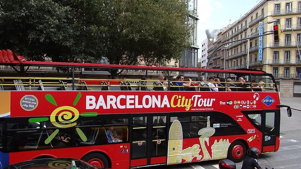 Turistic bas Barselona