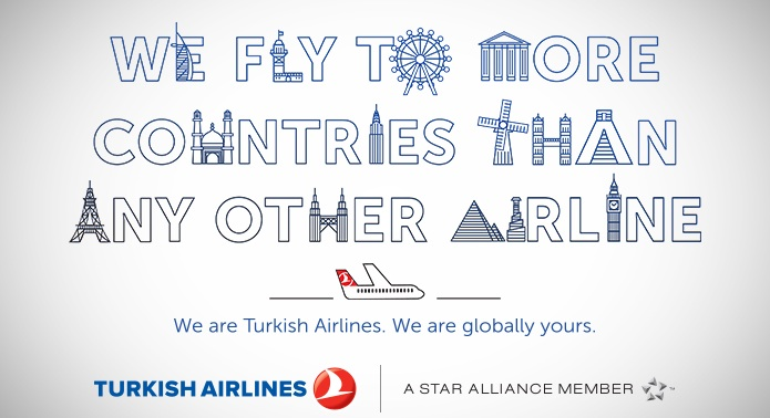 Turkish Airlines we fly