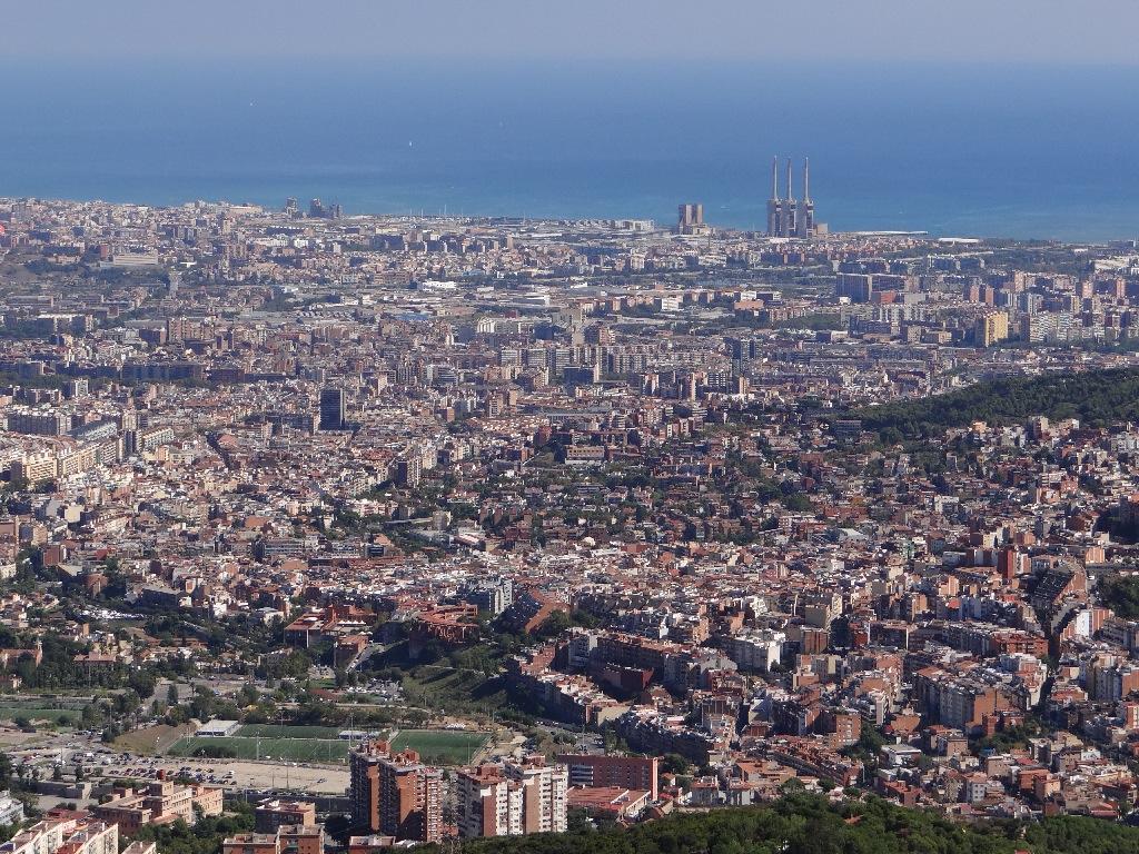 View Barselona 3 tower