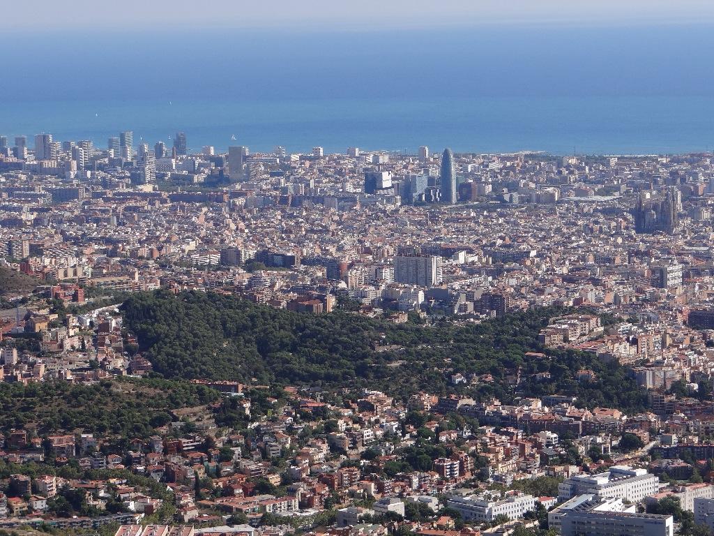 View Barselona Gaudi Park