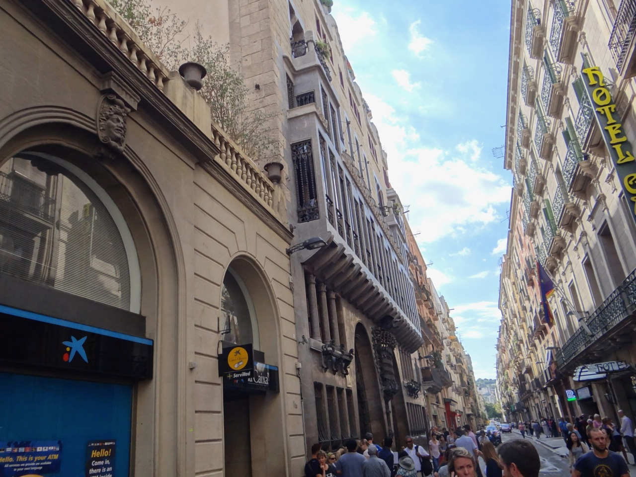 Barselona street