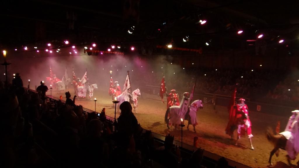 Castillo San Miguel show