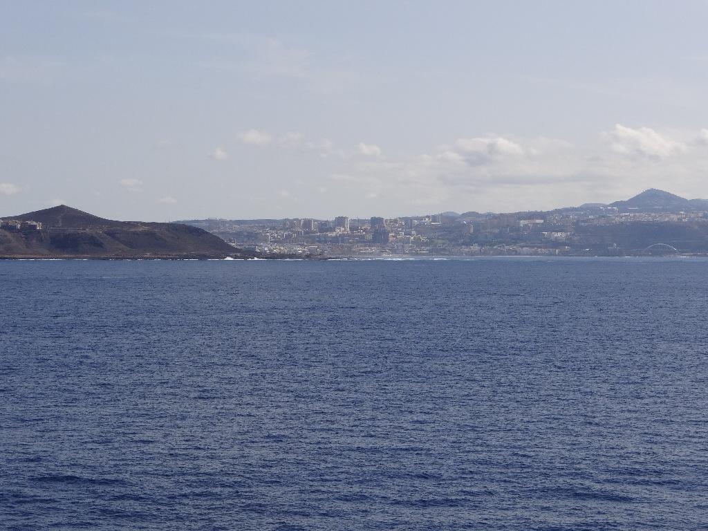 Gran Canaria city