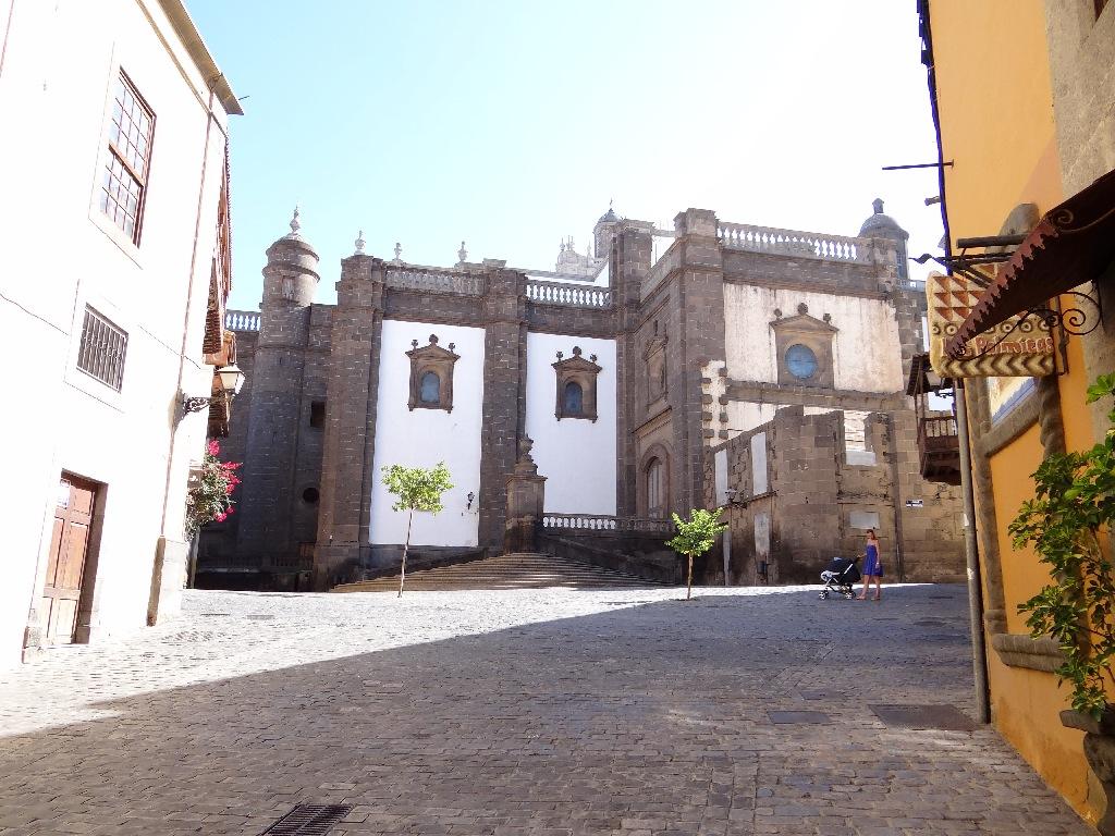 Las Palmas de Gran Canaria castle
